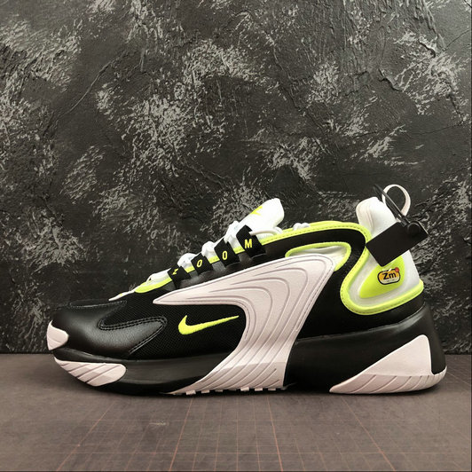 Where To Buy Cheap Nike Zoom 2K Black Volt AO0269-004