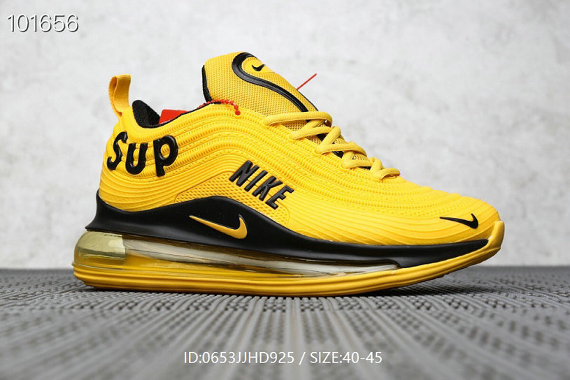 Where To Buy Cheap Supreme x Nike Air Max 97 Yellow Black
