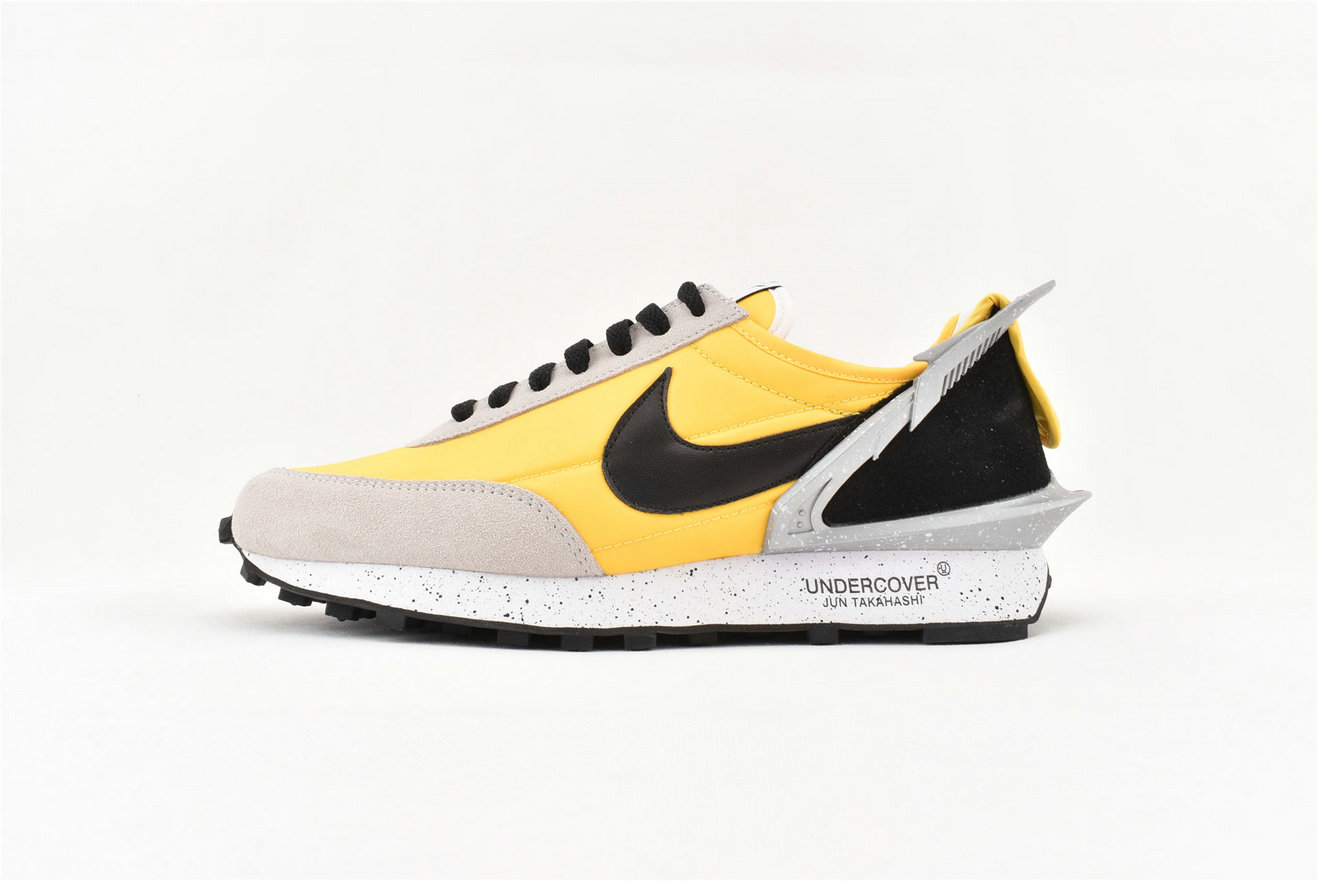 Where To Buy Sacai x Nike LDV Waffle Daybreak Yellow Grey Black AA6853-007