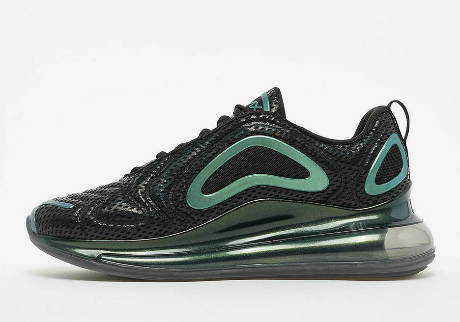 Where To Buy The Nike Air Max 720 Throwback Future Black-Metallic Silver AO2924-003