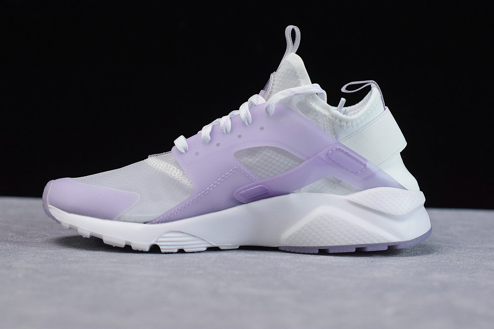 Where To Buy Womens Nike Air Huarache Run Premium Transparent Purple Transparence Violet 875868-005
