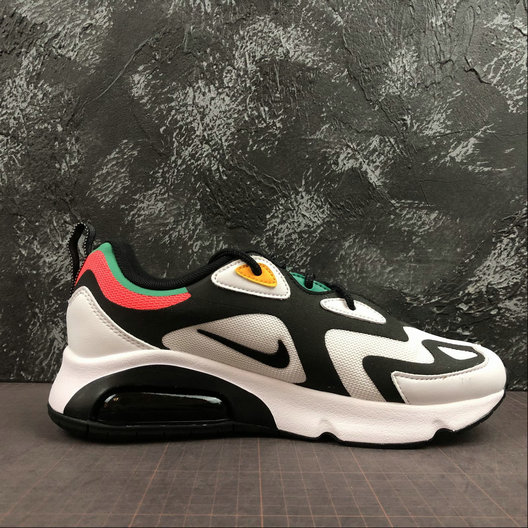 Where To Buy Womens Nike Air Max 200 Rasta AQ2568-101