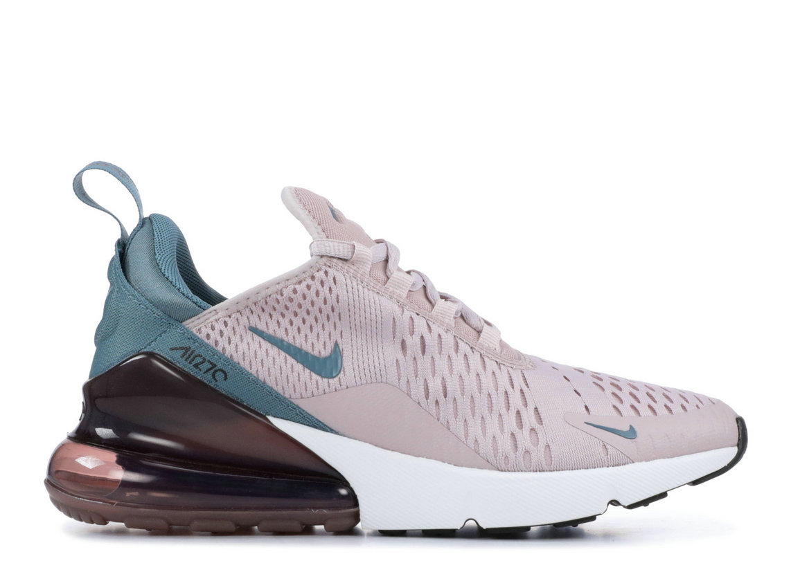 Where To Buy Womens Nike Air Max 270 Particle Rose Celestial Teal Parachute AH6789 602