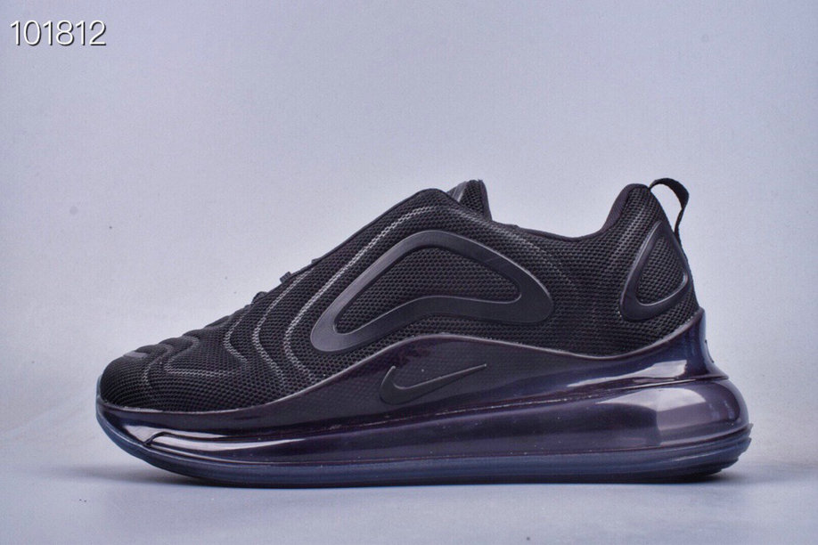 Where To Buy Womens Nike Air Max 720 Silver-Black AO2924-001
