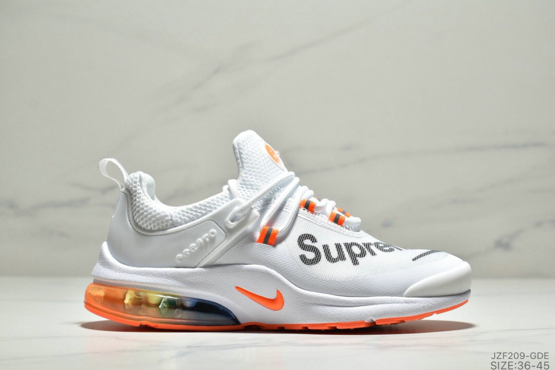 Where To Buy Womens Nike Air Presto Supreme Total Orange White
