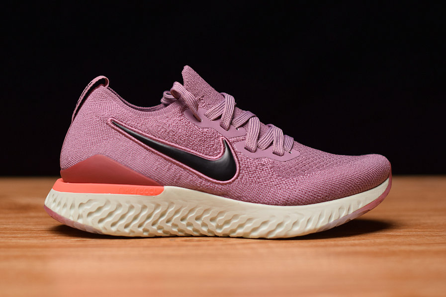 Where To Buy Womens Nike Epic React Flyknit 2 Black-Ember Glow-Bleached Coral-Barely Grey BQ8927-500