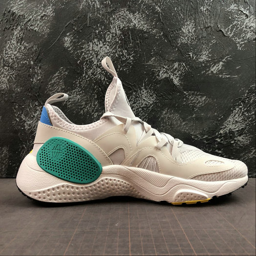 Where To Buy Womens Nike Huarache E.D.G.E. txt Vast Grey Tour Yellow Neptune Green Photo Blue AT4025-002