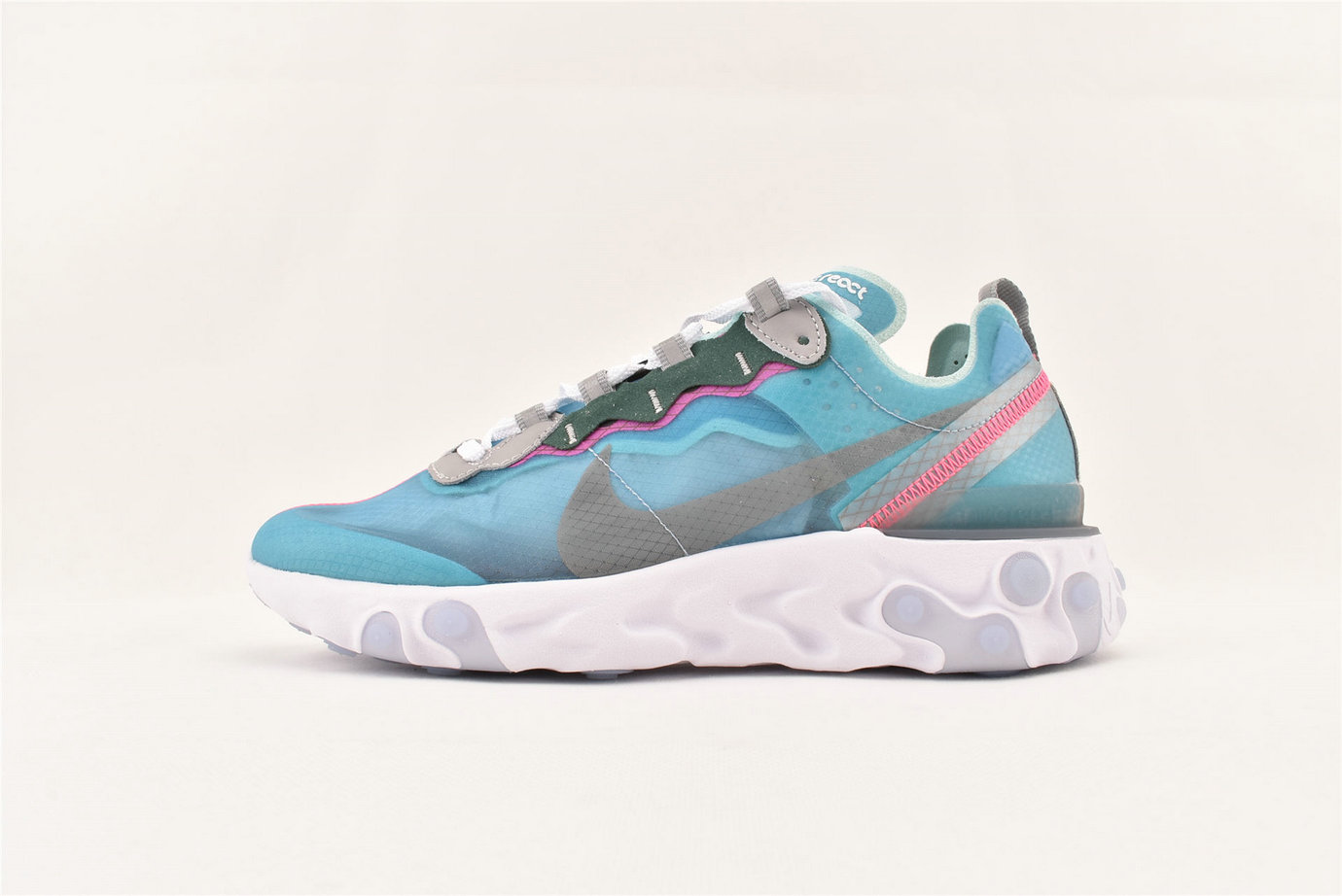 Where To Buy Womens Nike React Element 87 Undercover Light Beige AQ1090 400