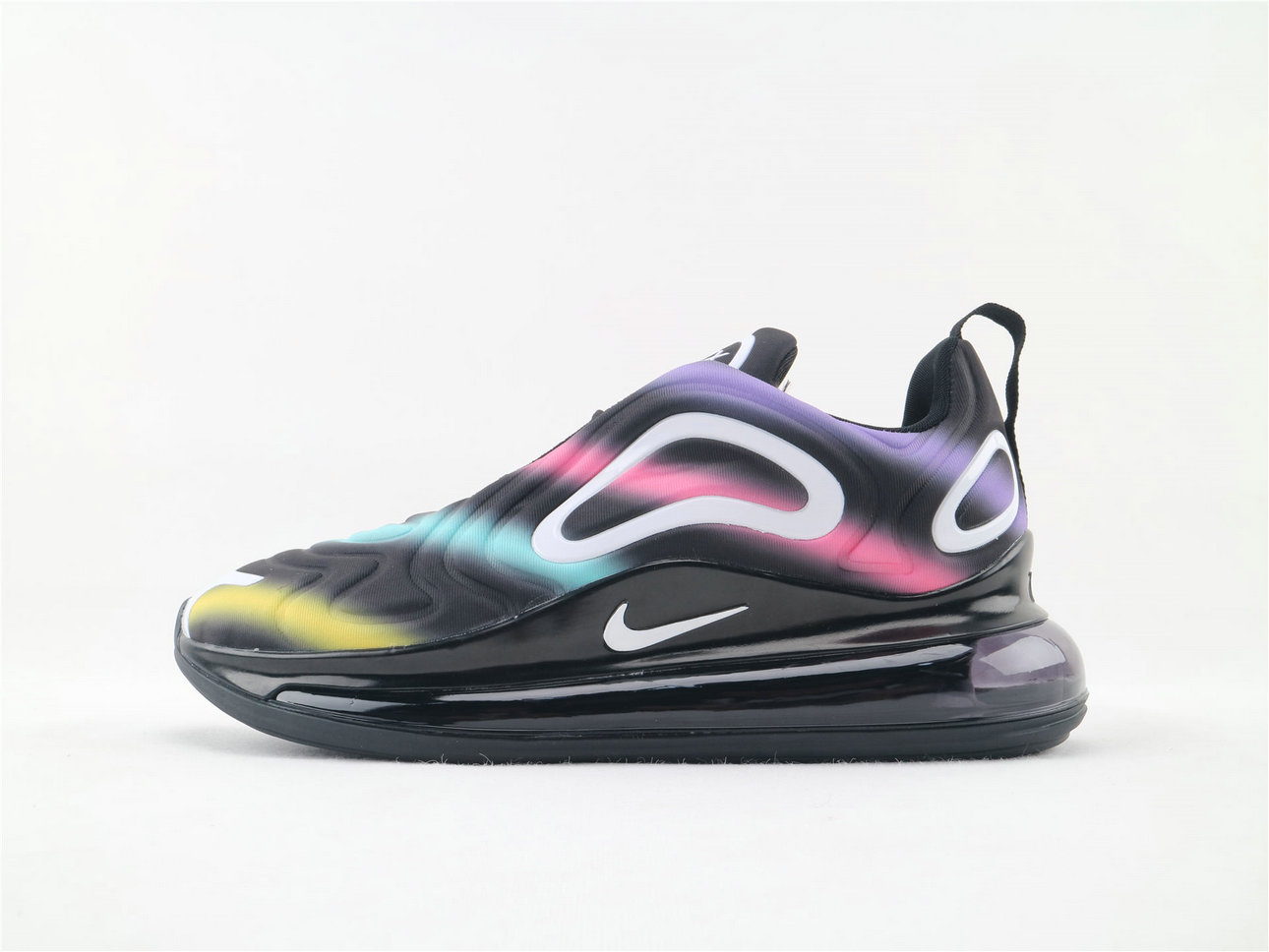 Where To Buy Womens Nike Sportwear Air Max 720 Black Colorful AO2924 024
