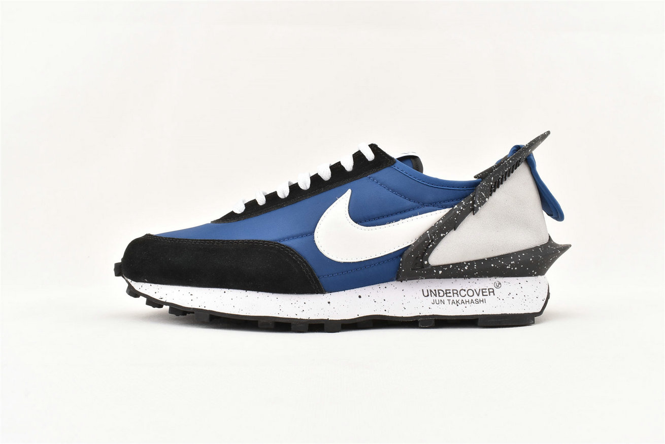 Where To Buy Womens Sacai x Nike LDV Waffle Daybreak Blue Black-White AA6853-401