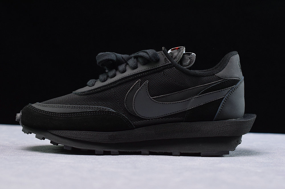 Where To Buy Womens Sacai x Nikes LDWaffle Black BV0073-002