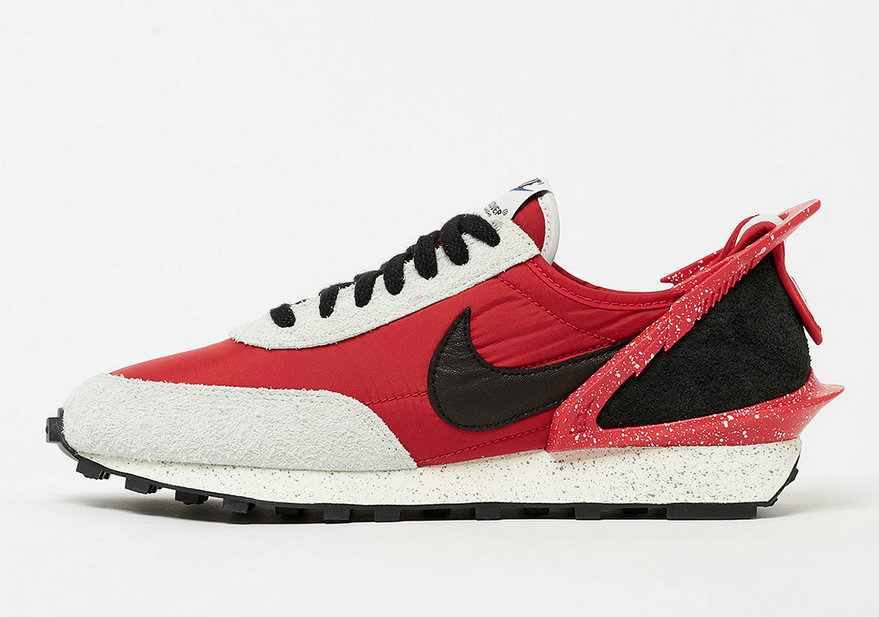 Where To Buy Womens UNDERCOVER x Nike Daybreak University Red Black Spruce Aura CJ3295-600