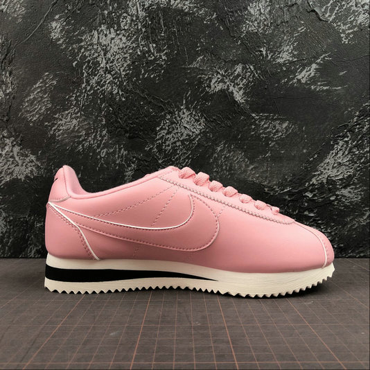 Womens 2019 Cheap Nathan Bell x Nike Cortez Pink BV8165-600