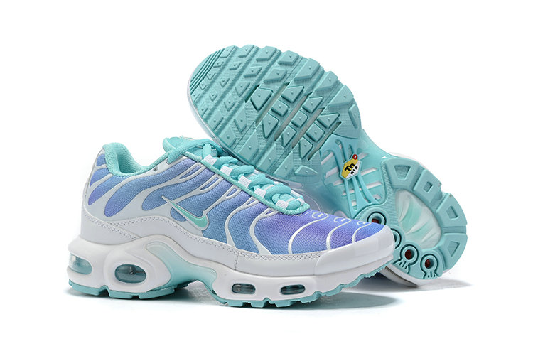 Womens 2019 Cheap Nike Air Max Plus Light Purple Jade White