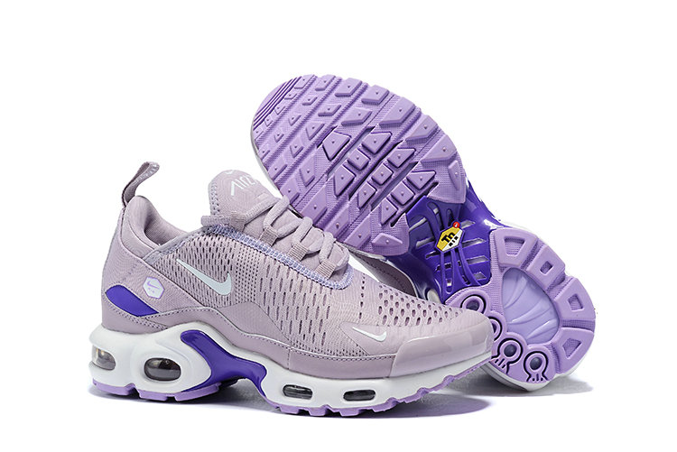Womens 2019 Cheap Nike Air Max TN x Air Max 270 Light Purple
