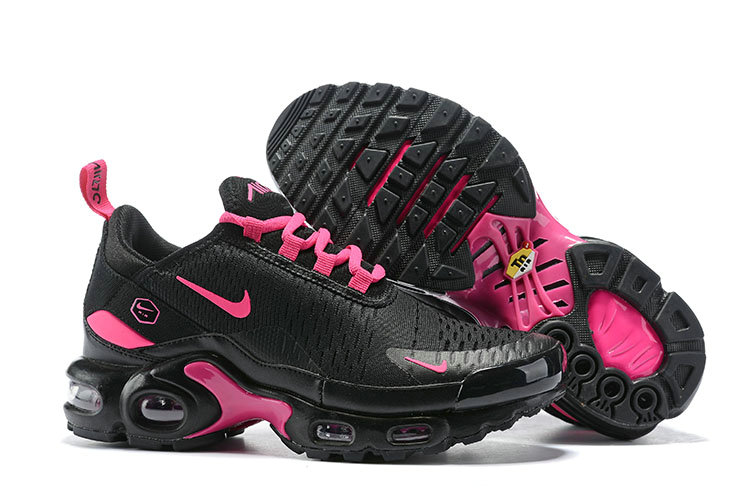 Womens 2019 Cheap Nike Air Max TN x Air Max 270 Pink Black