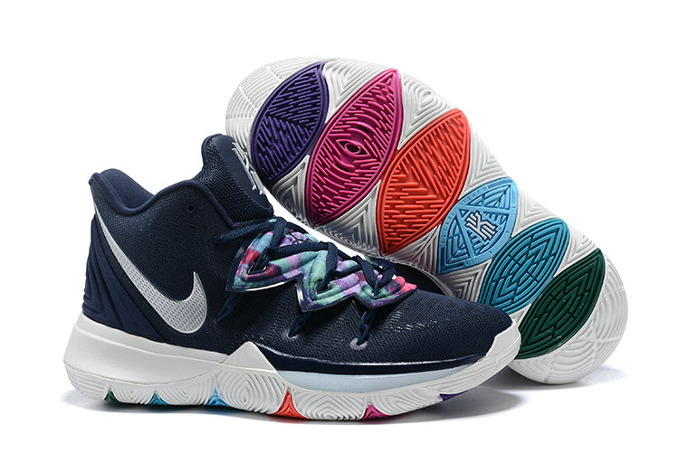Womens 2019 Cheap Nike Kyrie 5 EP Multi-Color