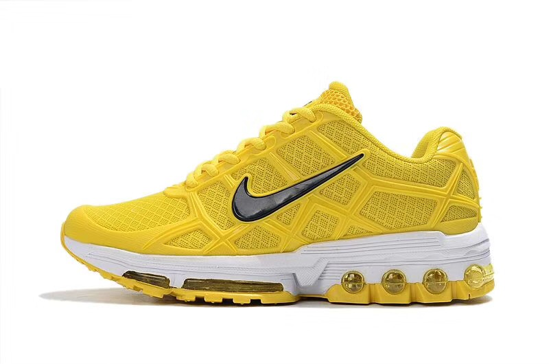 Womens Cheap Nike AirMaxs 2019 Black Yellow White