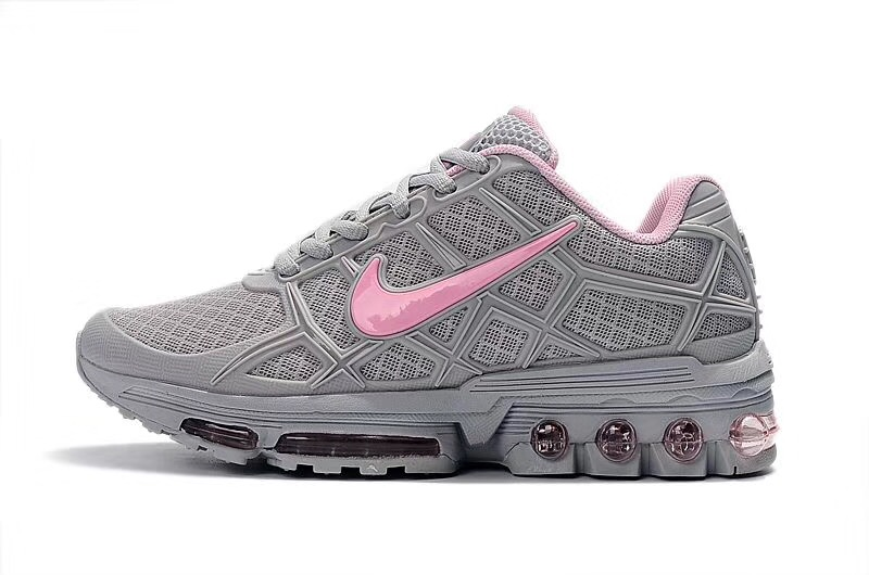 Womens Cheap Nike AirMaxs 2019 Pink Grey