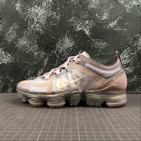 Cheap Womens Nike Air VaporMax 2019 AR6632-500 Plum Chalk Mtlc Red Bronze Plum Dust Craie Rge