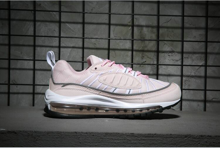 Womens Nikes AIR MAX 98 RELEASING IN PINK AND PUMICE
