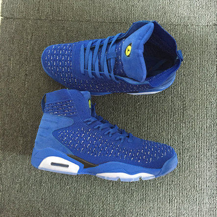 2018 Cheap Air Jordans Retro 6 Royal Blue Black