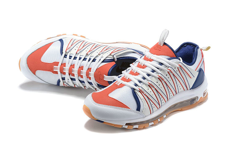2019 Cheap CLOT x Nike Air Max 97 Haven AO2134-101 White Navy Red