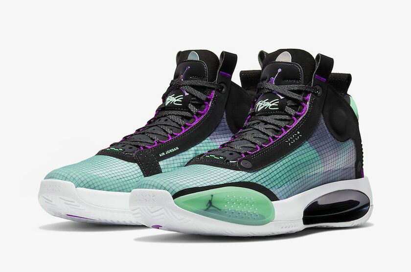 2019 Where To Buy Cheap Nike Air Jordan 34 Blue Void AR3240-400