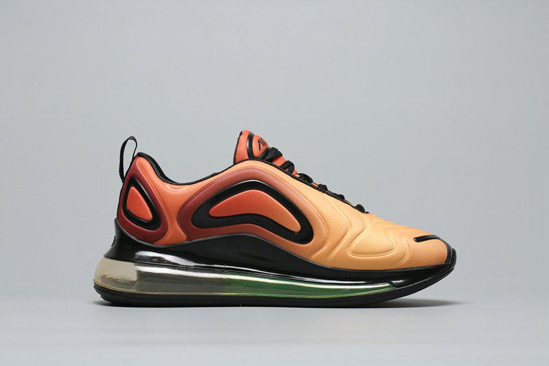 Cheap Nike Air Max 720 Orange Gradual Change Oranger A02924-800