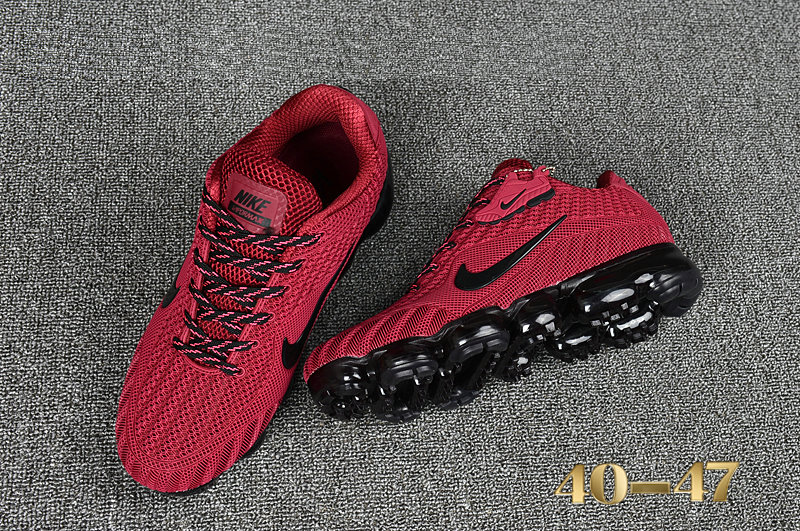 Cheap Nike Air Maxs 2018 Deep Red Black