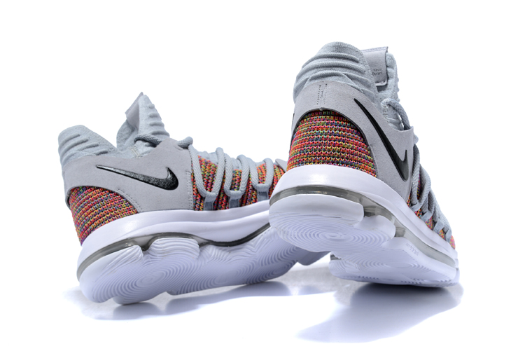 Cheap Nike KD 10 Multi-Color For Sale