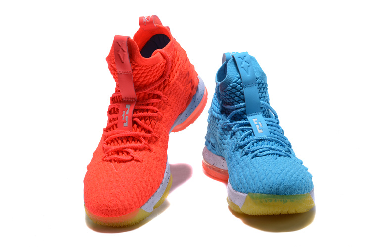 Cheap Nike LeBron 15 Fire & Ice For Sale