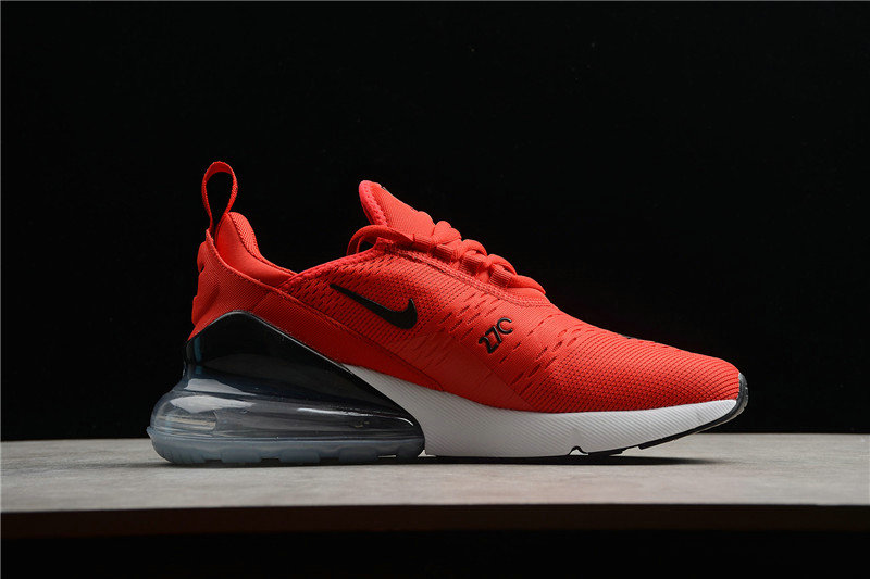 Cheap NIKEiD Air Max 270 iD Air Moves You Red Black-White Mens Shoes BQ0742-995