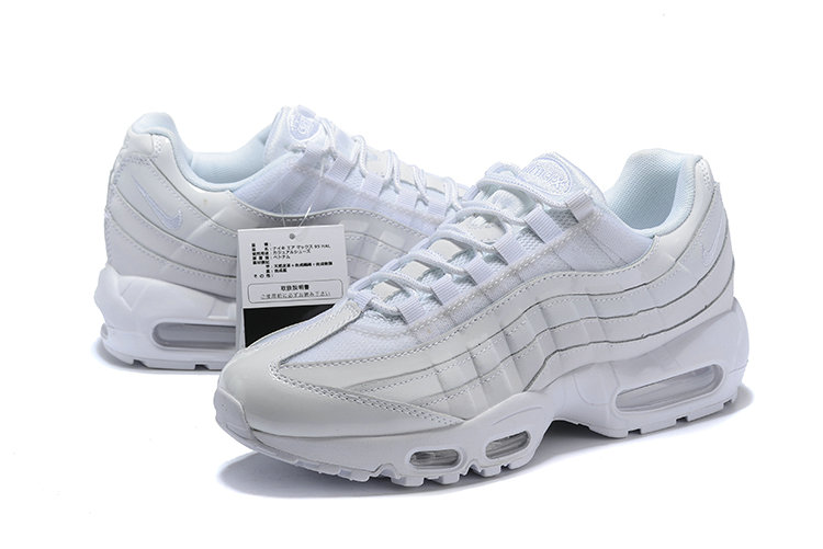 Cheap Nike Air Max 95 HALhes 95 ALL White