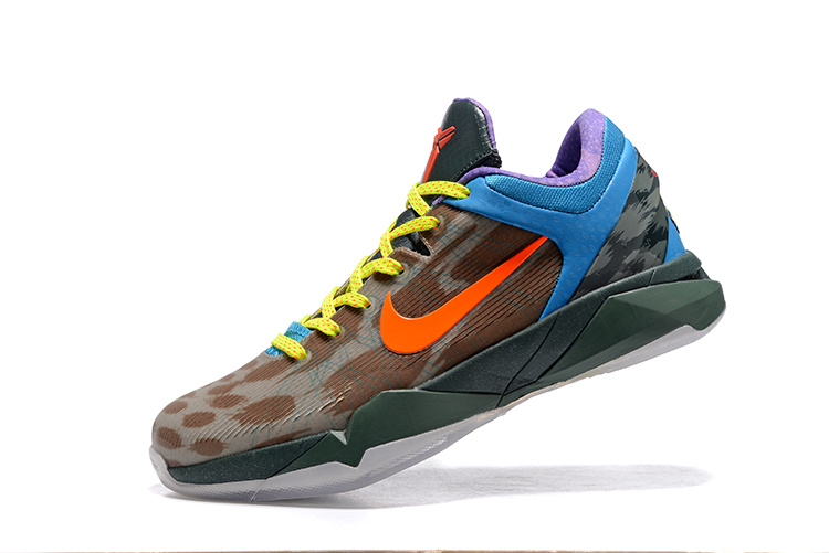 Nike Zoom Kobe 7 What the Kobe 2016